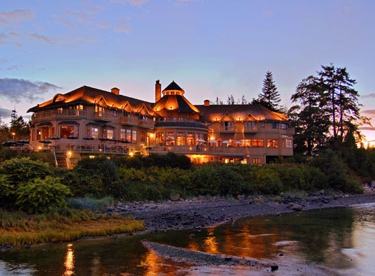 Painters Lodge Campbell river