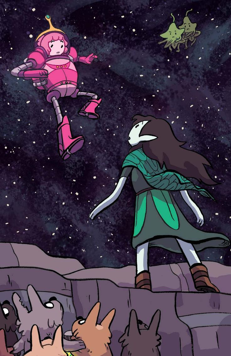 Read Marceline Gone Adrift 005 online | Read Adventure Time Mini Series Marceline Gone Adrift online | Read Comic Books Online Free