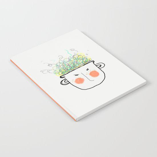 Boiling Frustration Notebook