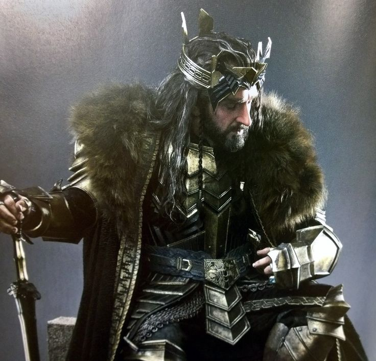 Thorin King of Erebor: Oh I can't watch him die!!!! :(