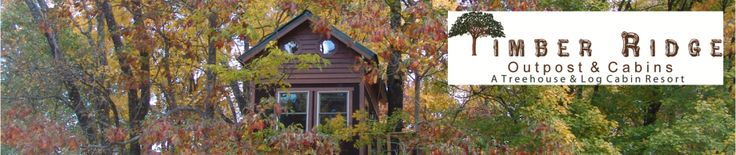 Timber Ridge Outpost & Cabins | Rent a Treehouse or Log Cabin near the Shawnee National Forest in Southern Illinois
