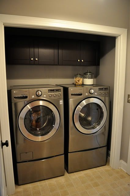 laundry room before and afters