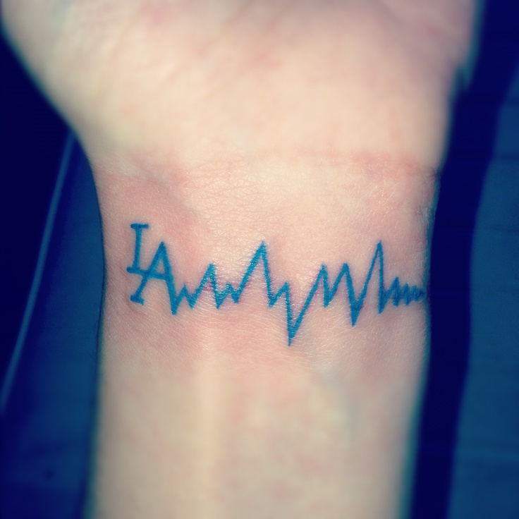 My LA Pulse tattoo I love it
