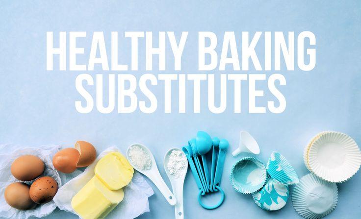 Healthy Baking Substitutes – Kayla Itsines