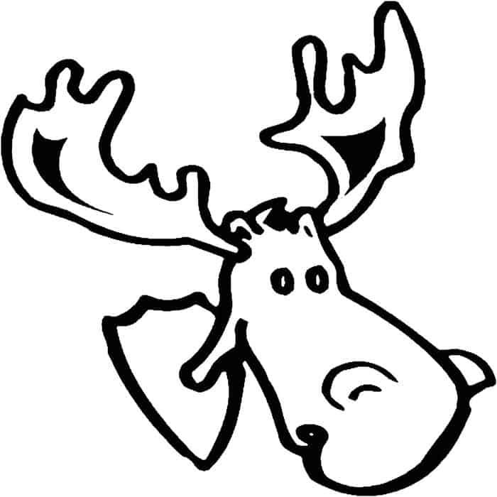 Collection Of Moose Coloring Pages For Kids Free Coloring Sheets Easy Disney Drawings Animal Coloring Pages Easy Coloring Pages