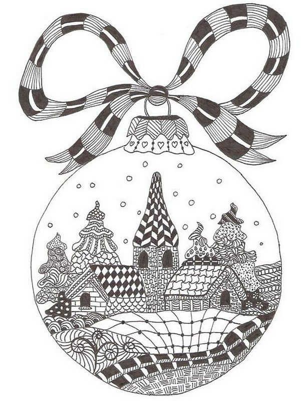Christmas Ornaments Coloring Sheets Free Coloring Sheets Zentangle Patterns Christmas Coloring Pages Christmas Drawing