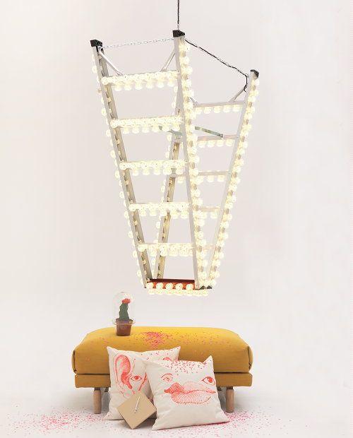 17 best images about cirque d 39 interieur on pinterest pastel colors pa - Neon decoration interieur ...