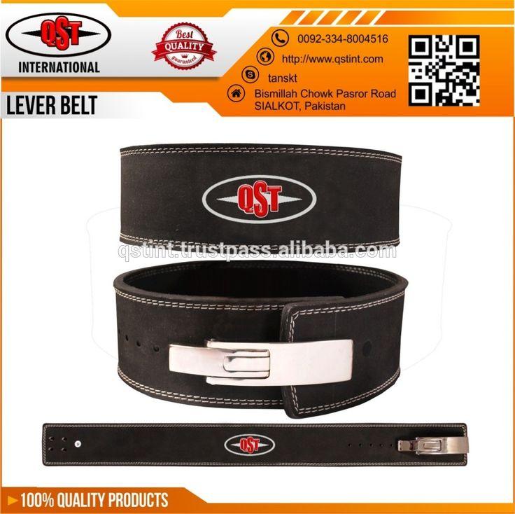 Back support Powerlifting Lever Weightlifting belt Gym Workout Belt