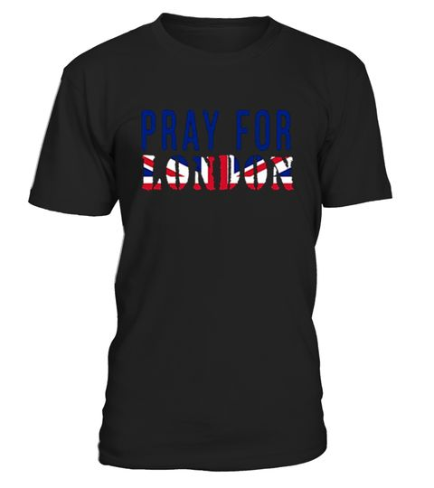 Pray For London Tee Shirt NEW | Teezily | Buy, Create & Sell T-shirts to turn your ideas into reality