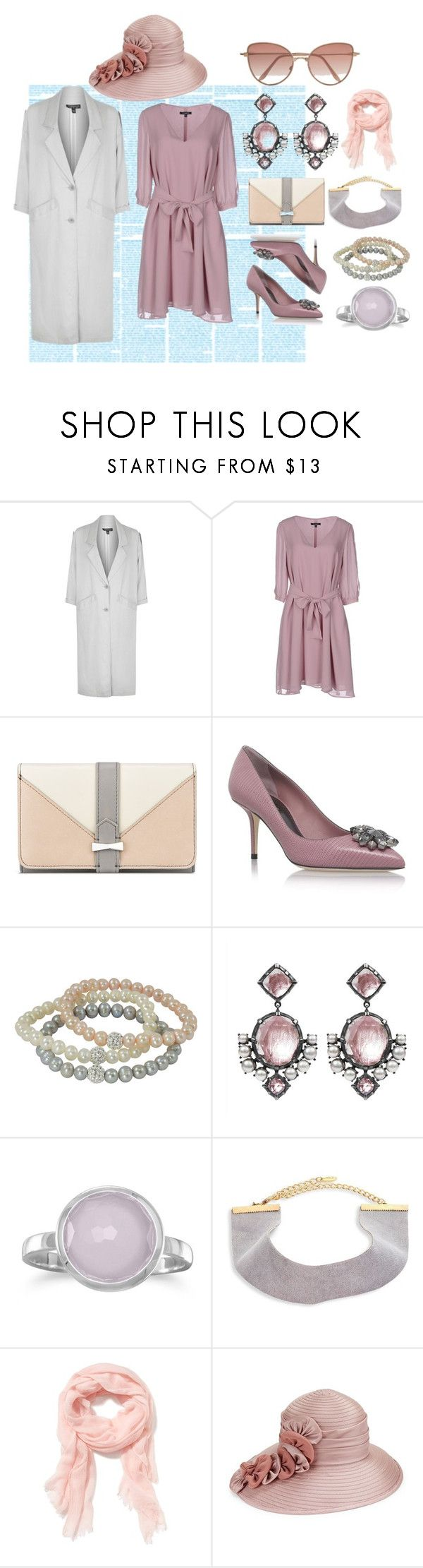 """""""Untitled #1390"""" by moestesoh ❤ liked on Polyvore featuring Topshop, Axara, Nine West, Dolce&Gabbana, Larkspur & Hawk, Ettika, Old Navy, Giovannio and Cutler and Gross"""
