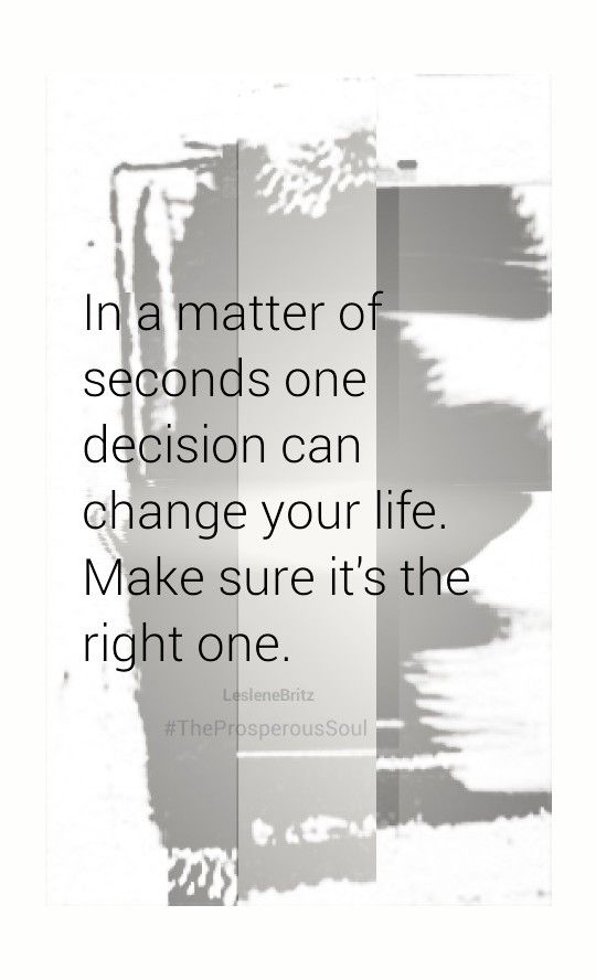 Only a few seconds