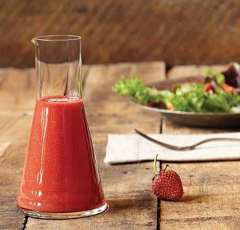 Strawberry Vinaigrette | Vitamix