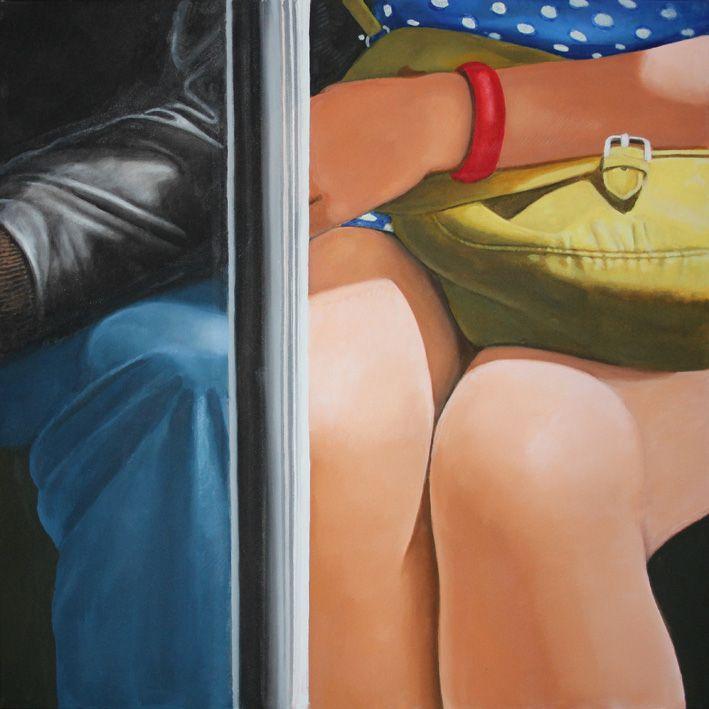 Gerard Schlosser à la galerie Laurent STROUK