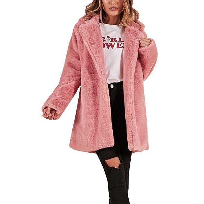 384fb846a Women's Coat Plus Size Winter Clearance - Jiayit Winter Lady Womens ...