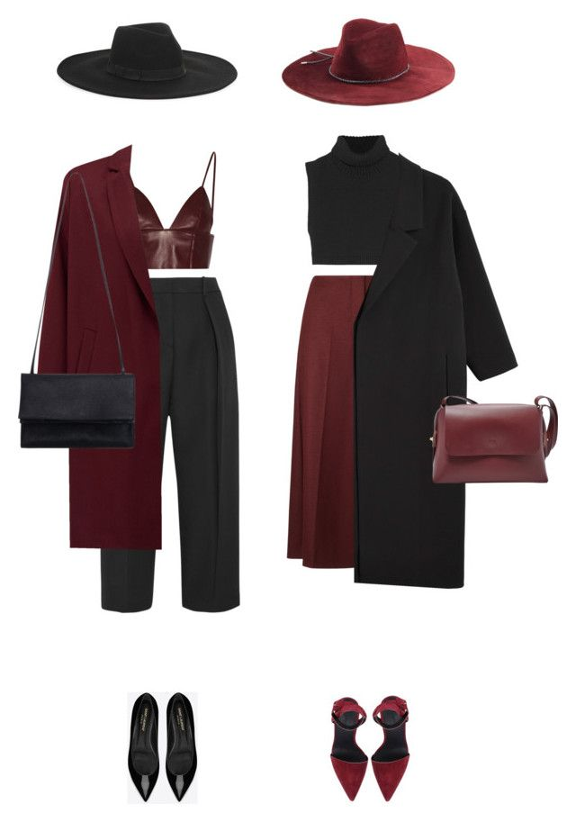 """""""155   by SI"""" by sarahiracheni ❤ liked on Polyvore featuring Joseph, T By Alexander Wang, Marella, Victoria Beckham, American Vintage, Monki, Emilio Pucci, BCBGMAXAZRIA, Yves Saint Laurent and Alexander Wang"""
