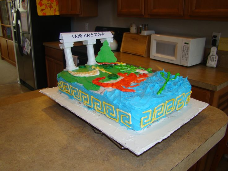 Best 25 Percy jackson cake ideas on Pinterest Percy jackson