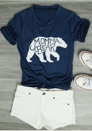 Мамочки Медведь Футболка