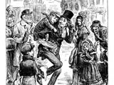 A Christmas Carol Party -  Unit includes a detailed webquest, then students attend as characters from A Christmas Carol, includes a list of video versions of the classic story -   Beyond the Story: A Dickens of a Party