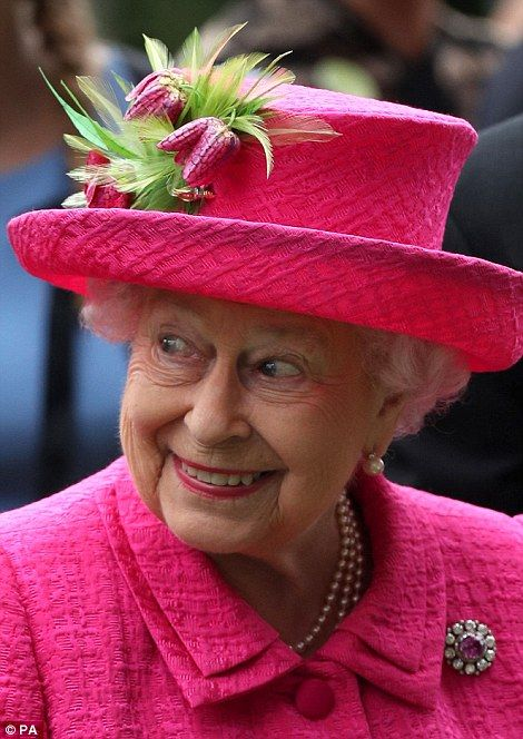 There can be no doubt that the Queen is in her element at Royal Ascot, which she's attende...