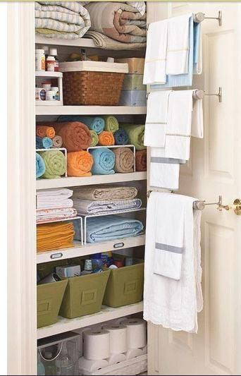 dollar store diy organization pinspire bathroom closet organization ideas bet you can 10803