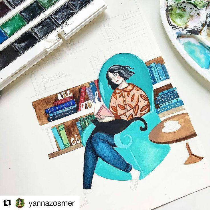 Un proiect work in progress împreună cu ilustratoarea Yanna Zosmer. În curând în librărie :)