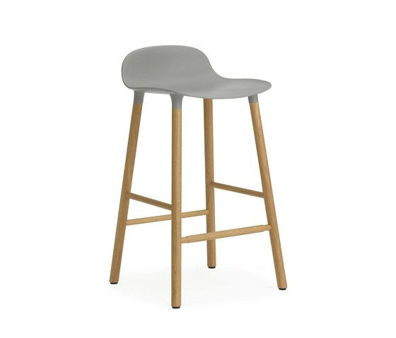 Counter stools | Seating | Form | Normann Copenhagen | Simon. Check it out on Architonic
