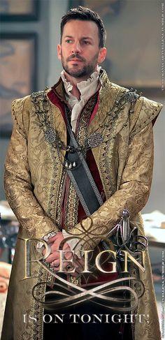 Craig Parker aka Haldir gone royal:)