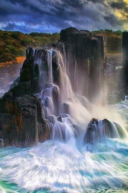 Boneyard Falls - Australia.