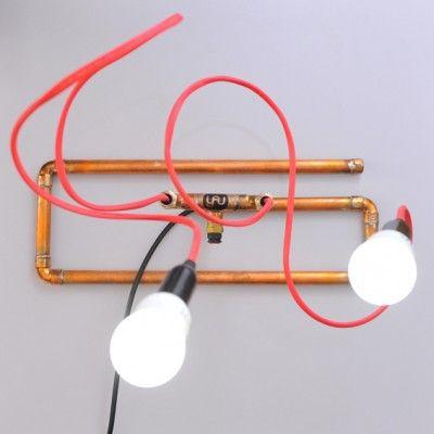 YaU Concept _ haos 3 _ lampa birou _ colectia yau  shop 2012