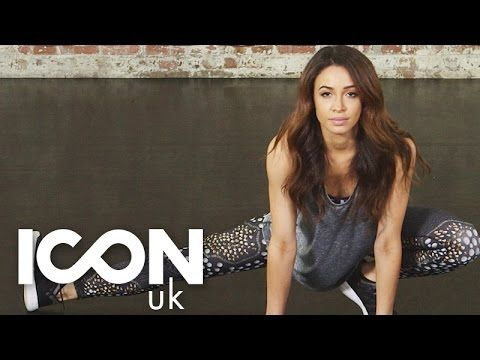 Quick After Workout Cool Down | Danielle Peazer - YouTube