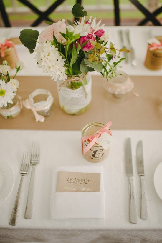 Bonnie & Luke's Vintage Style Queensland Wedding