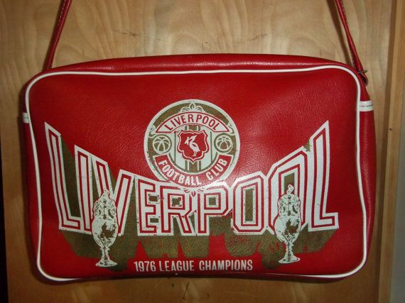 Vintage Liverpool Football Club 1976 FC by TheEclecTiqueRaven