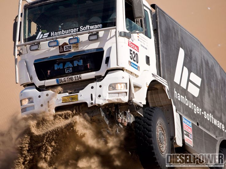 #Rally #Dakar #MAN