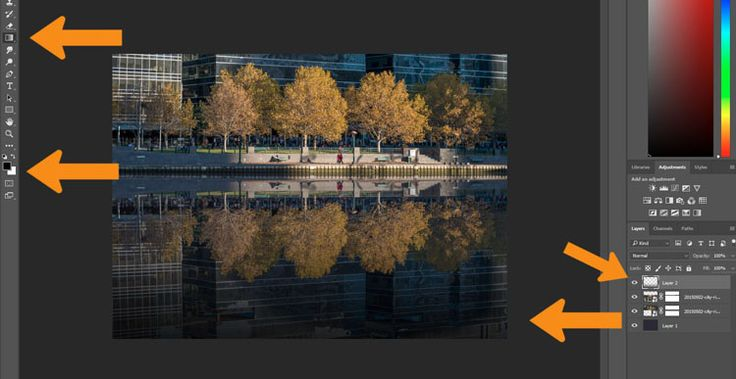 how to add photo in photoshop lightroom