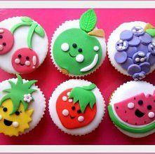 Zobacz zdjęcie owocowe muffinki