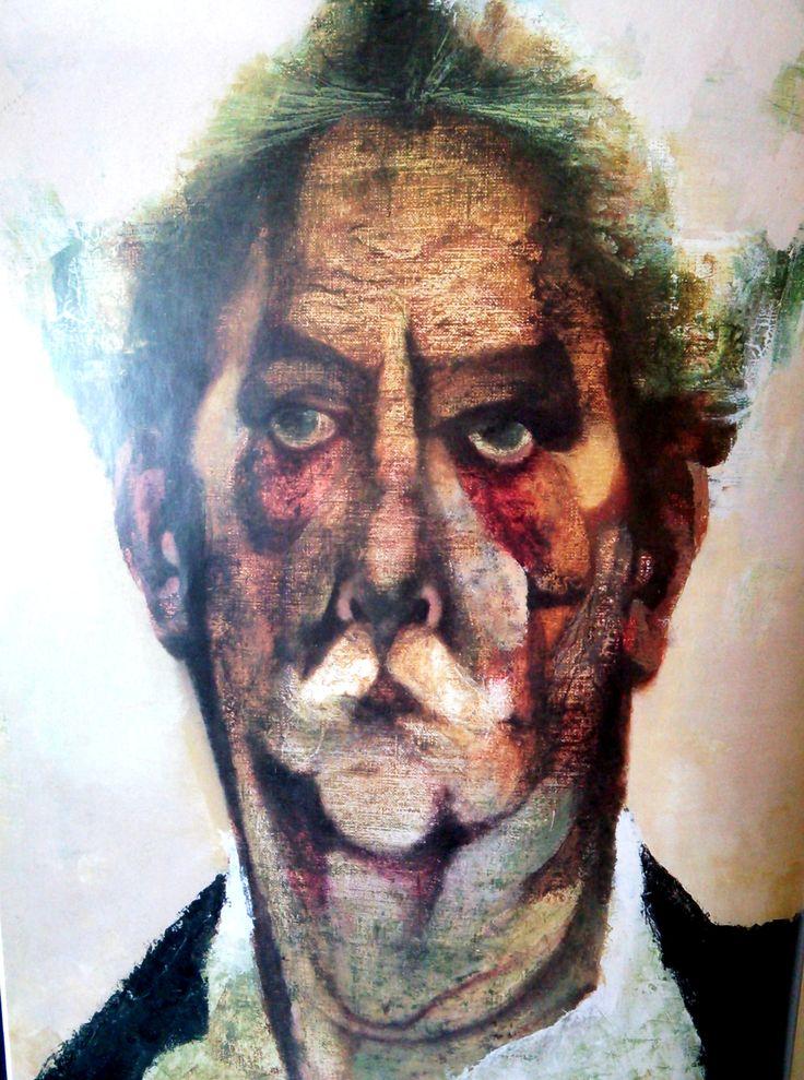 My favourite self-portrait of Jiri Trunka :P