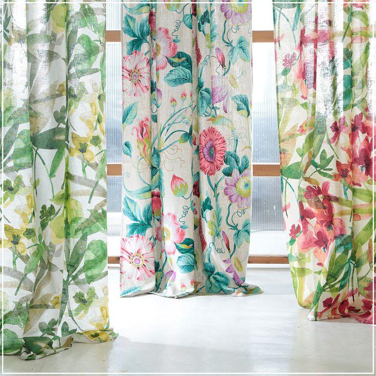 14 best james malone fabrics images on pinterest textile - Guell lamadrid ...