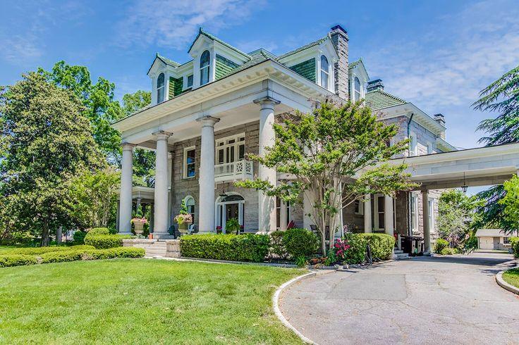 Gresham House, Virginia