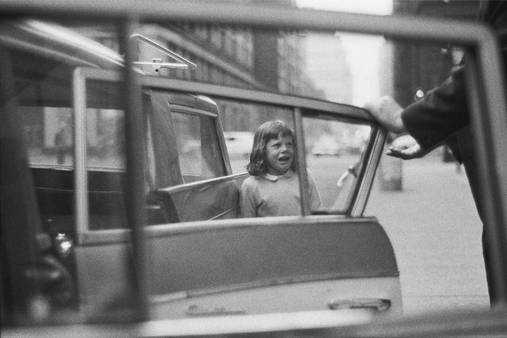 New York, 1963.  By Joel Meyerowitz