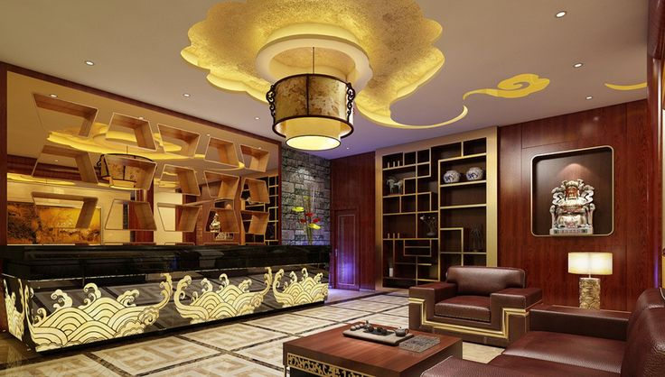 Pin By Giang Hth On Interior Office Asian Style