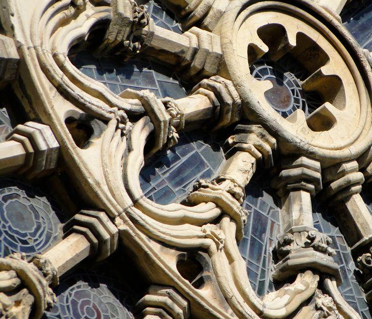 York Minster Rose Window