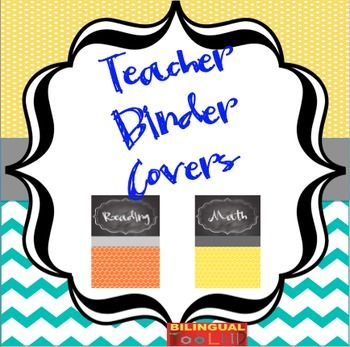 Teachers can organize their binders with these chalkboard dividers in English. The following dividers are included...ReadingMathScienceSocial StudiesLanguage ArtsSubstitute FolderLesson PlansStudent Information