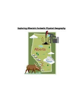 Social Studies Unit Plan - Exploring Alberta's Geography