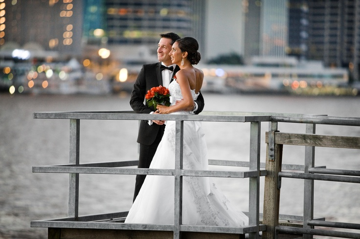 Riverlife Wedding Ceremony and Reception. All in one location. Images supplied courtesy of Leigh Reyne Photographer.