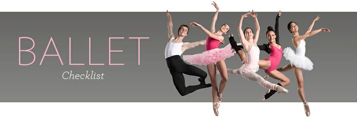 Bloch Jumpstart Ballet Dance checklist - Julia Monaghan, author of 'The Dance Parent's Survival Guide' helps you prepare for your child's first dance class. Follow her Back to Dance checklist on our blog to take the hassle out of buying the right dancewear.