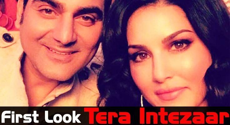 Arbaaz Khan-Sunny Leones Tera Intezaar motion poster unveiled