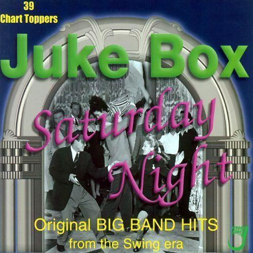 Juke Box Saturday Night [CD]