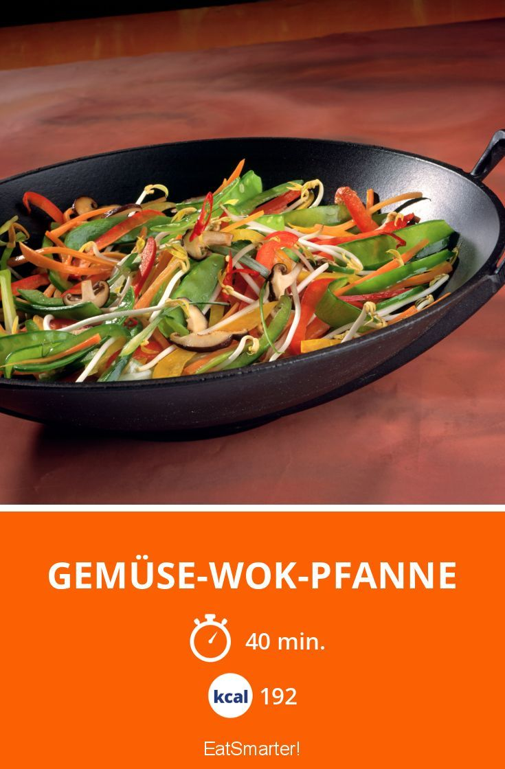 15+ Rezepte mit wok pfanne Sammlung