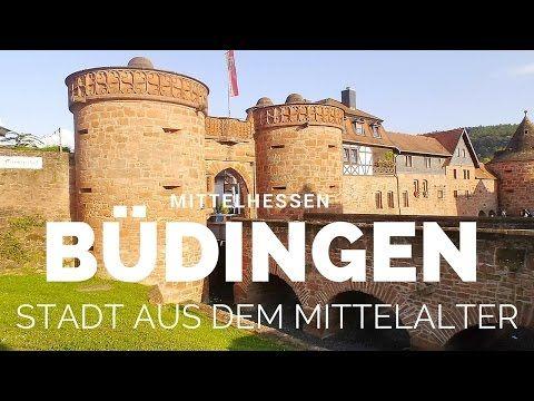 VIDEO Büdingen in Hessen - Eine Stadt wie aus dem Mittelalter | anderswohin
