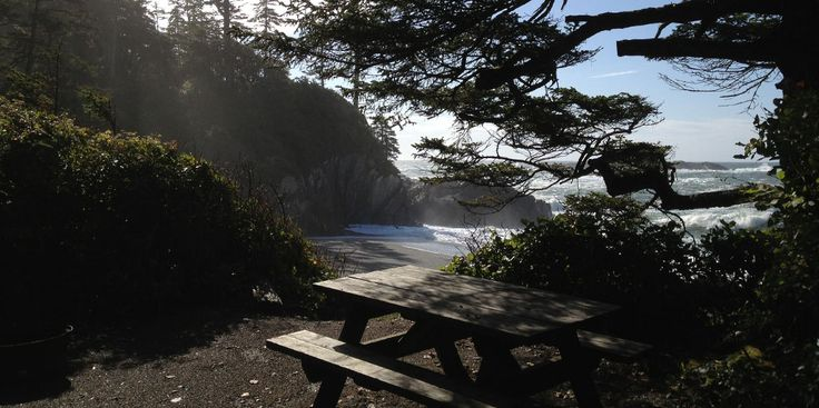 Oceanside Campsites, Ucluelet BC // Wya Point